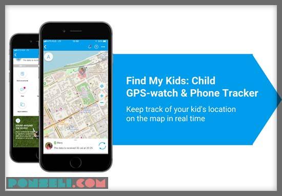 Aplikasi Pelacak Nomor Hp Anak