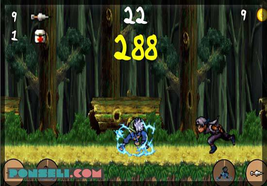 Battle of Ninja World Super Kombat