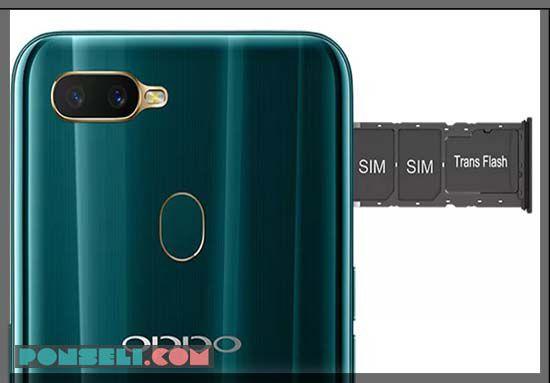 Gambar Oppo A7n