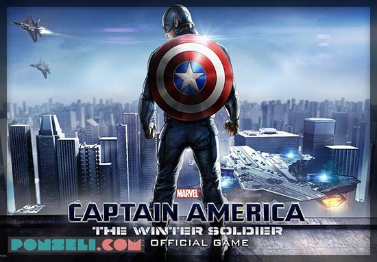 Game Android Captain America