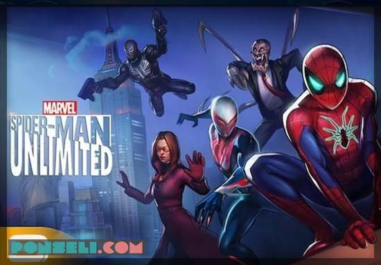 Game Android Spider-Man Unlimited