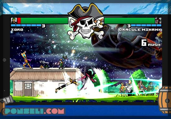 Game Battle of Pirates