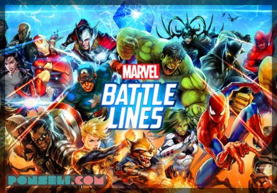 Game MARVEL Battle Lines