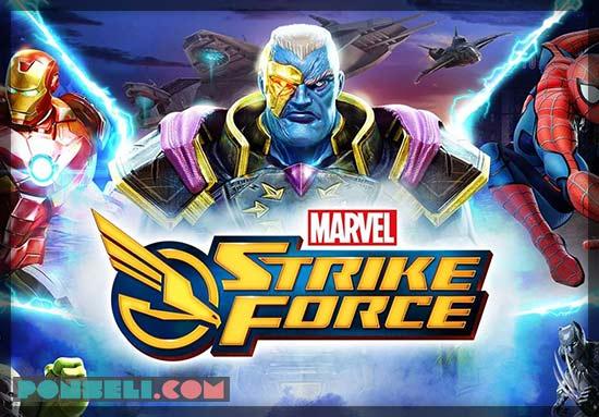 Game Marvel Strike Force