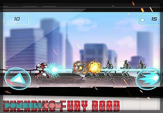 Iron Avenger - War Road Free