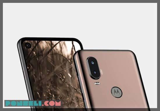Kamera Motorola One Vision