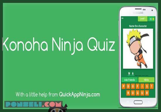 Konoha Ninja Quiz