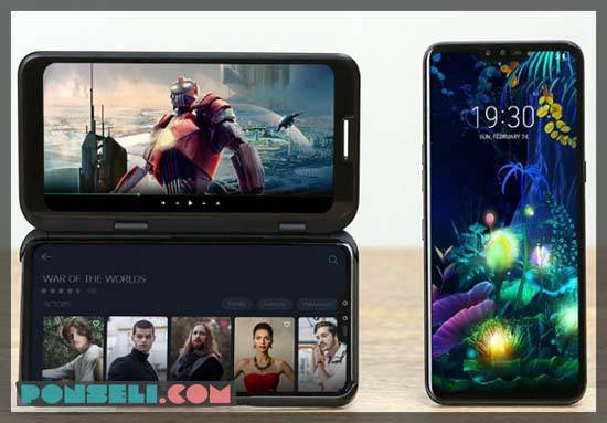 Perfoma LG V50 ThinQ 5G