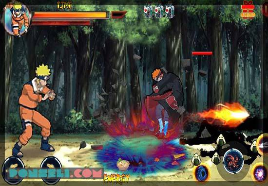Shinobi Legend - Ninja Battle