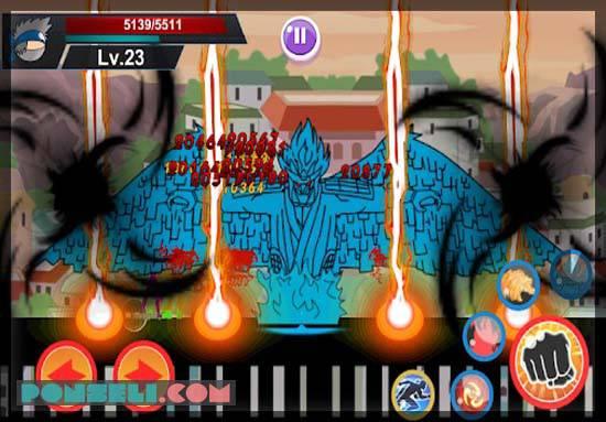 Stickman Ninja 2