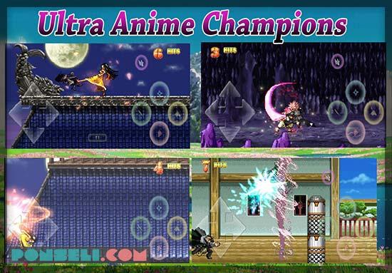 Ultra Anime Champions
