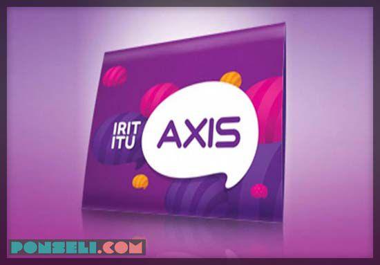 Cara Cek Kuota Internet Axis Terbaru