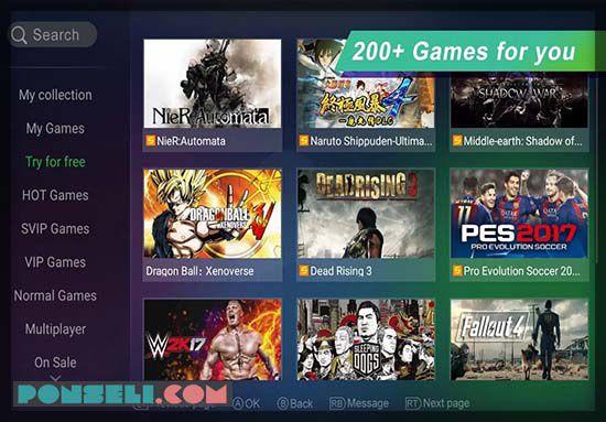 Gloud Games Emulator PS4