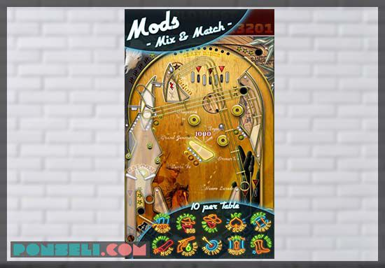 Pinball Deluxe :Reloaded