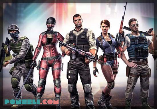 UNKILLED -Zombie FPS Shooting
