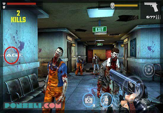 DEAD TARGET - Zombie