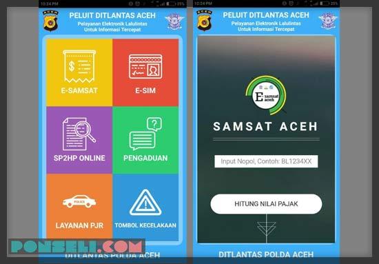 Cara Cek Pajak Motor Aceh