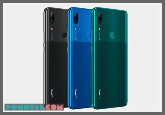 Desain Huawei P Smart Z
