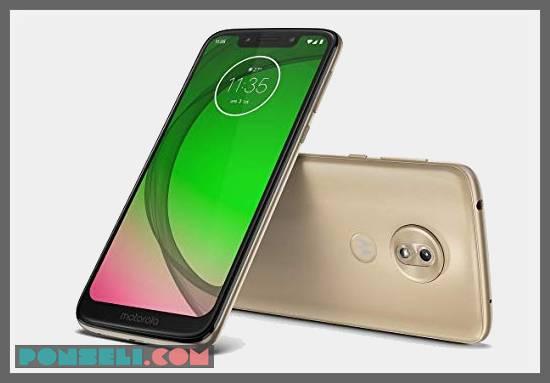 Desain Motorola G7 Play