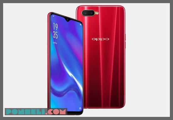 Desain Oppo K3