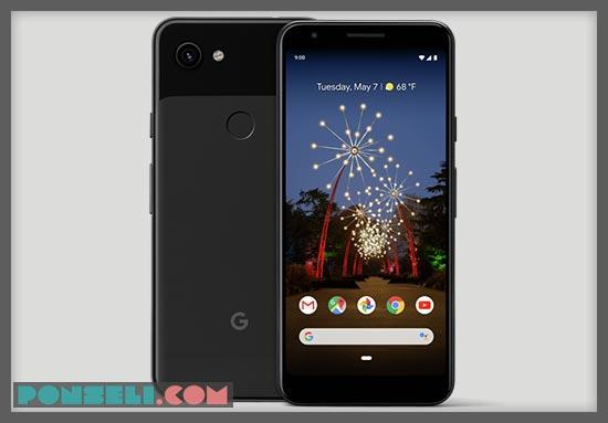 Harga Google Pixel 3a