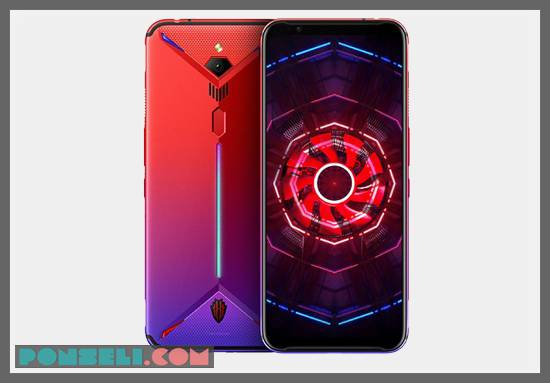 Harga ZTE Nubia Red Magic 3