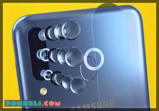 Kamera Samsung Galaxy M40
