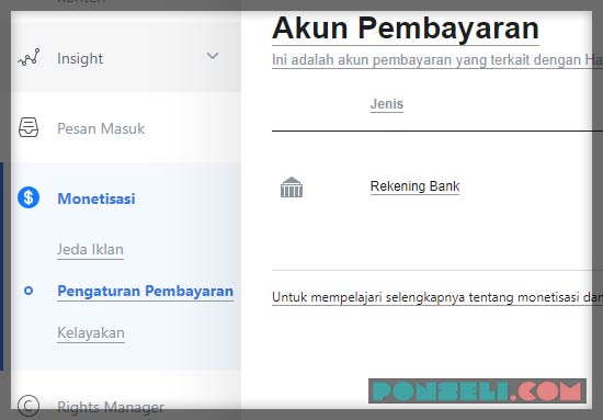 etting Pembayaran Facebook Ad Breaks