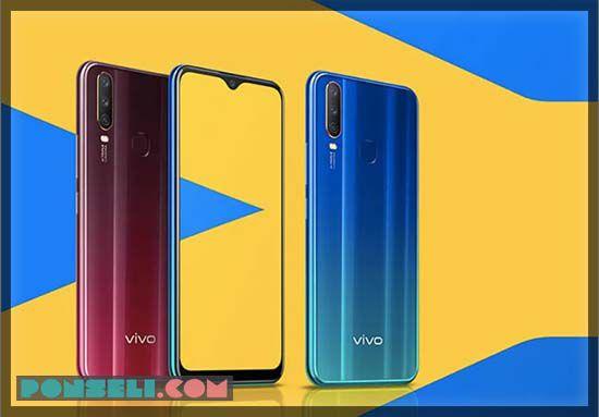Spesifikasi Dan Harga Vivo Y15 2019