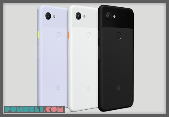 Warna Google Pixel 3a