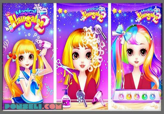 Magical Hair Salon 2