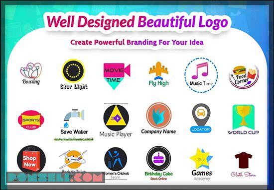 Logo Maker & Desain Logo