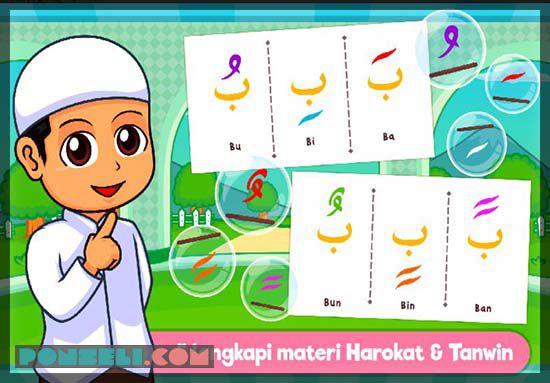 Aplikasi Belajar Anak