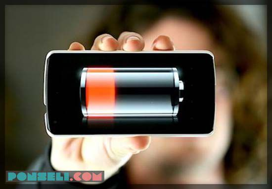 Baterai Rusak