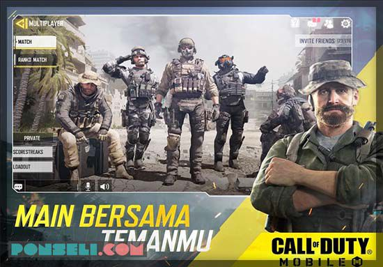 Call Of Duty Mobile Indonesia