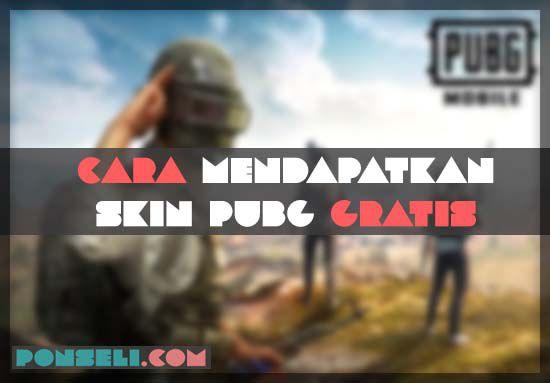 Cara-Mendapatkan-Skin-PUBG-Gratis-Terbaru