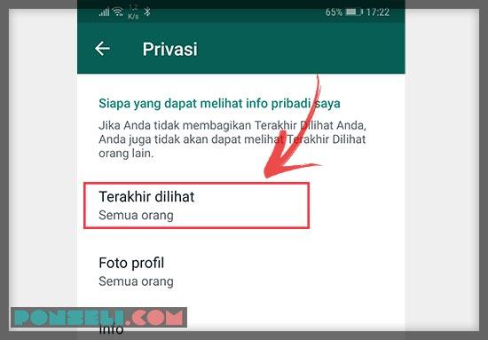 √ 6 Cara Menghilangkan Status Online di WhatsApp Tanpa Aplikasi