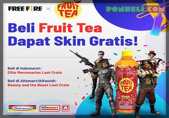 Fruit Tea Free Fire