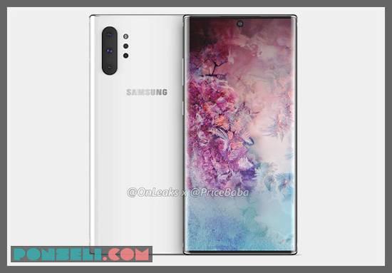 Harga Samsung Galaxy Note 10 Pro
