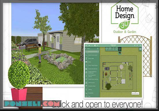 Home Design 3D Outdoor
