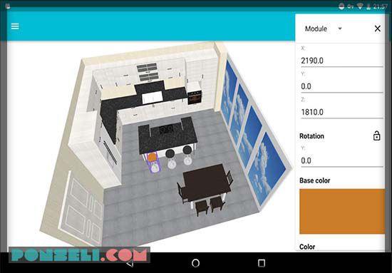 Kitchen Planner 3D