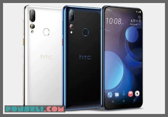 Spesifikasi dan Harga HTC Desire 19 Plus