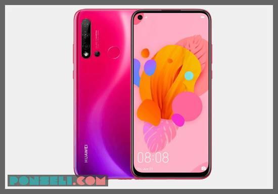 Spesifikasi dan Harga Huawei Nova 5i