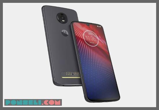Spesifikasi dan Harga Motorola Moto Z4