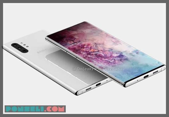 Spesifikasi dan Harga Samsung Galaxy Note 10 Pro