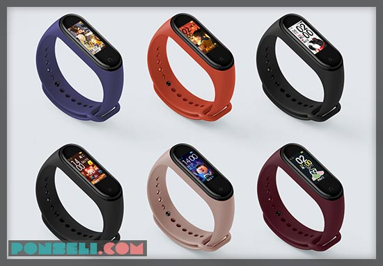 Warna Xiaomi Mi Band 4 NFC