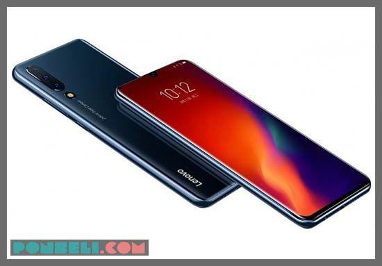 Desain Lenovo Z6 2019