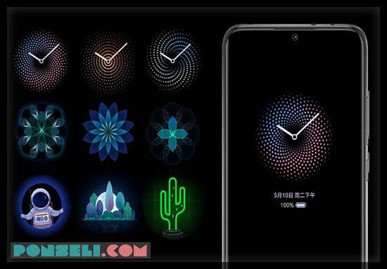Desain Xiaomi Mi CC9e