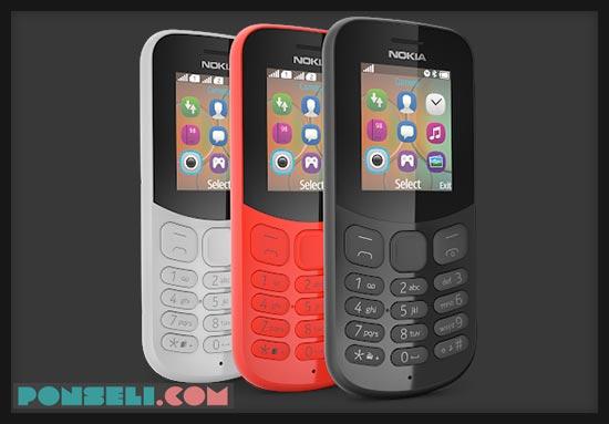 Gambar Nokia 130 (2017)