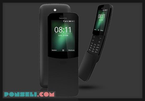 Gambar Nokia 8810 4G